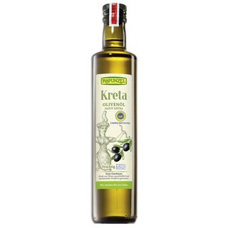 Rapunzel Kreta Natives Olivenöl vegan bio 500 ml