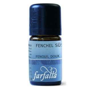 Farfalla Fenchel süß bio Grand Cru ätherisches Öl 5 ml