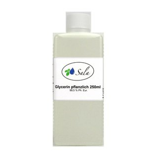 Sala Glycerine vegetable 99,5% 250 ml