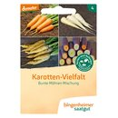 Bingenheimer Seeds Carrots Variety Colorful Mix demeter...